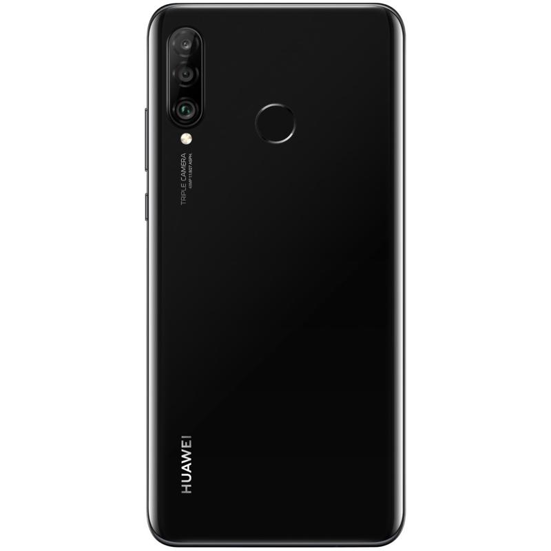 Huawei P30 lite Dual-SIM Smartphone black 51093NNL