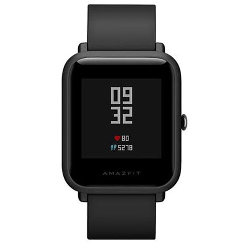 Xiaomi Amazfit Bip Smartwatch schwarz UYG4021RT