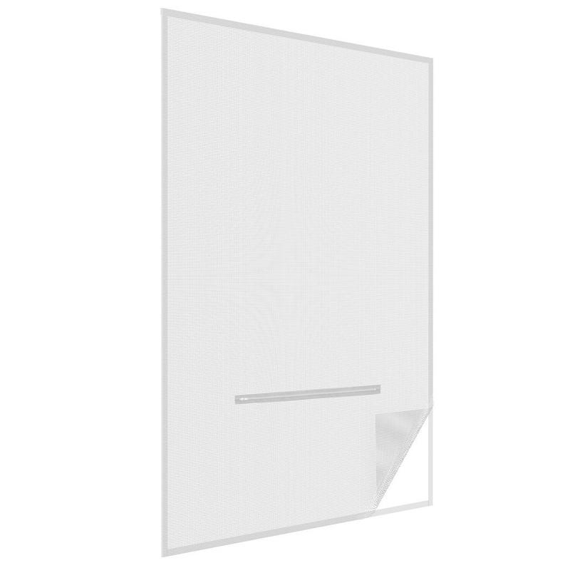 easy life Insektenschutz Gitter Dachfenster inkl. Klettband 140 x 170 cm weiß 002-1500