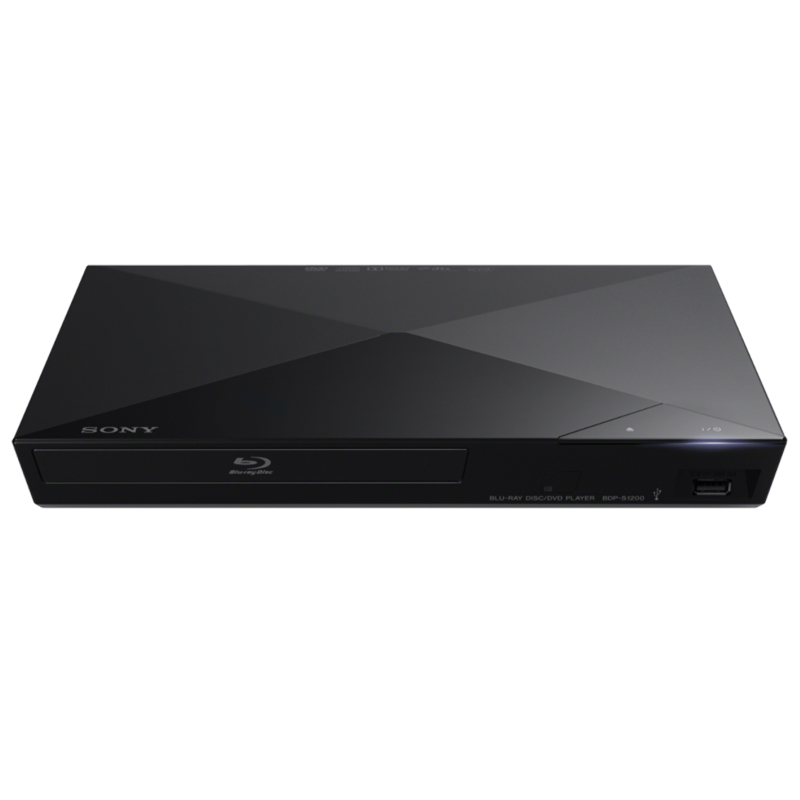 sony bdp s1200 blu ray player lan anschluss hdmi usb full. Black Bedroom Furniture Sets. Home Design Ideas
