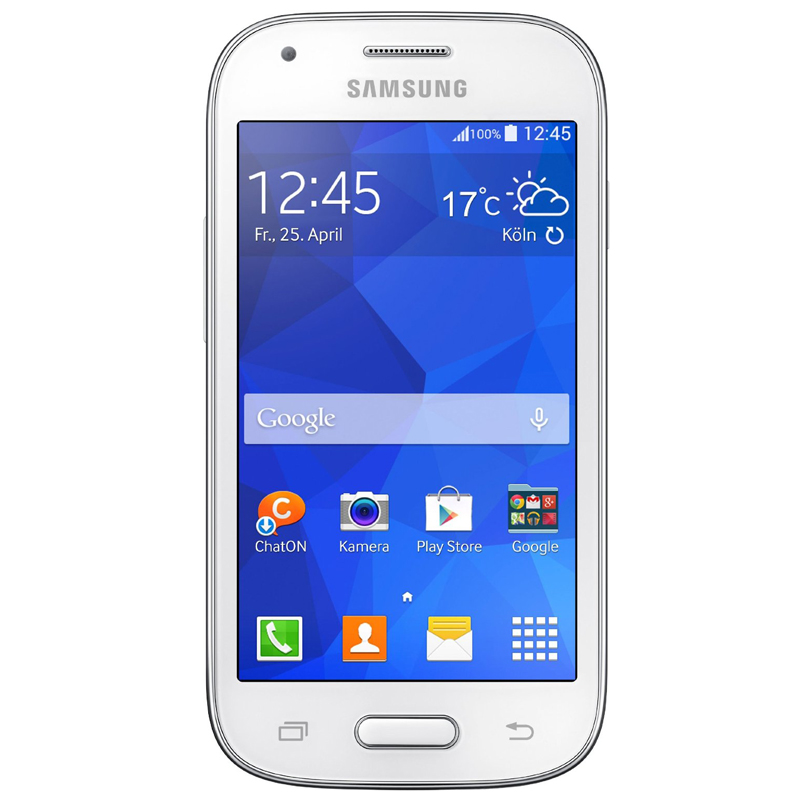 samsung handy galaxy ace style white g310 4 zoll display 5 megapixel android top ebay. Black Bedroom Furniture Sets. Home Design Ideas