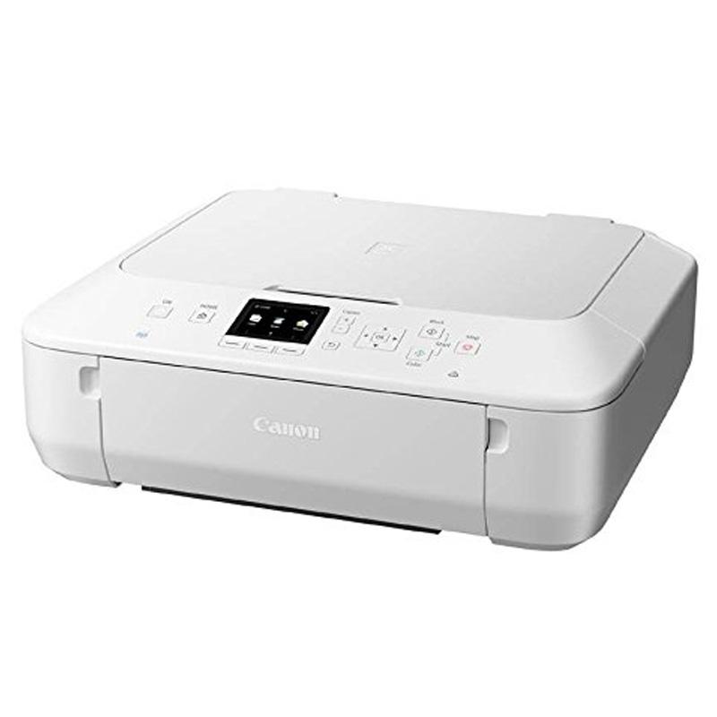canon pixma mg5650 multifunktionsdrucker wei scanner kopierer wlan usb top ebay. Black Bedroom Furniture Sets. Home Design Ideas