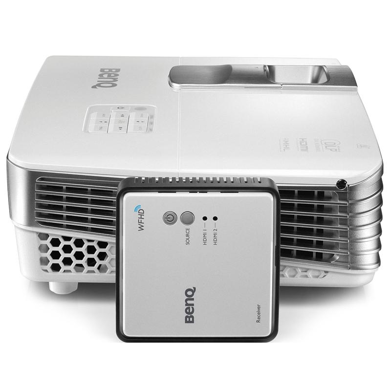 benq w1070 w 2200 ansi lumen wireless hd 3d projecteur 224 235 in ebay