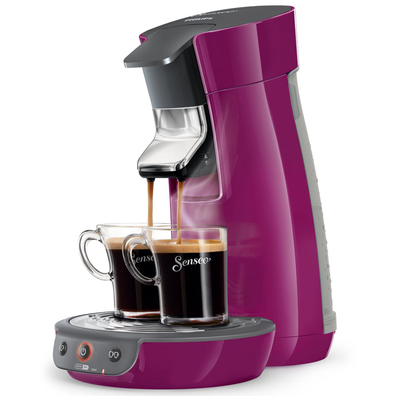 philips senseo hd7825 72 viva caf kaffeepadmaschine. Black Bedroom Furniture Sets. Home Design Ideas