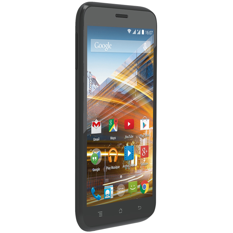 archos 50c neon 5 zoll dual sim smartphone 8gb quad core top ebay. Black Bedroom Furniture Sets. Home Design Ideas
