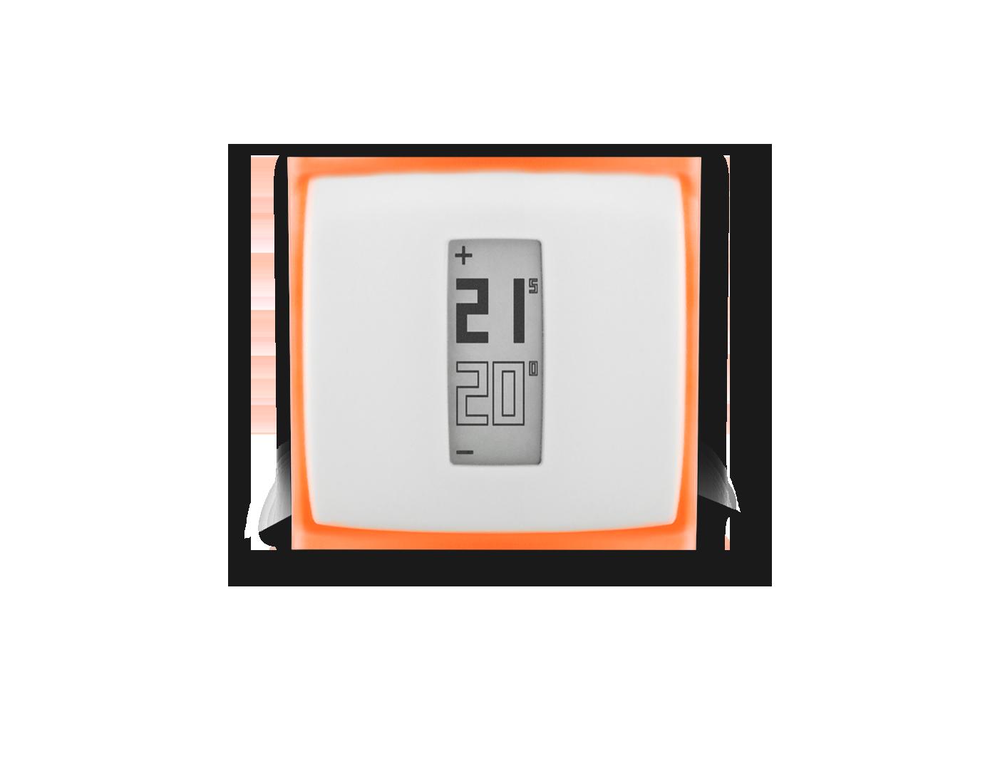 Netatmo NTH01 Thermostat mit App für Smartphone