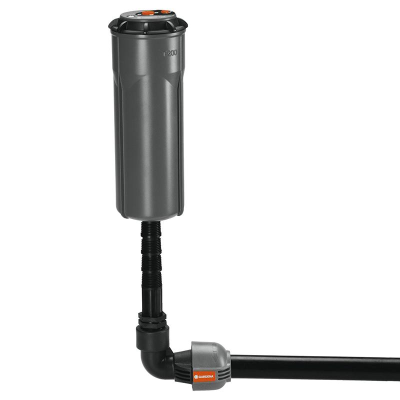 gardena 8203 29 sprinklersystem turbinen versenkregner t 200 neu ebay. Black Bedroom Furniture Sets. Home Design Ideas