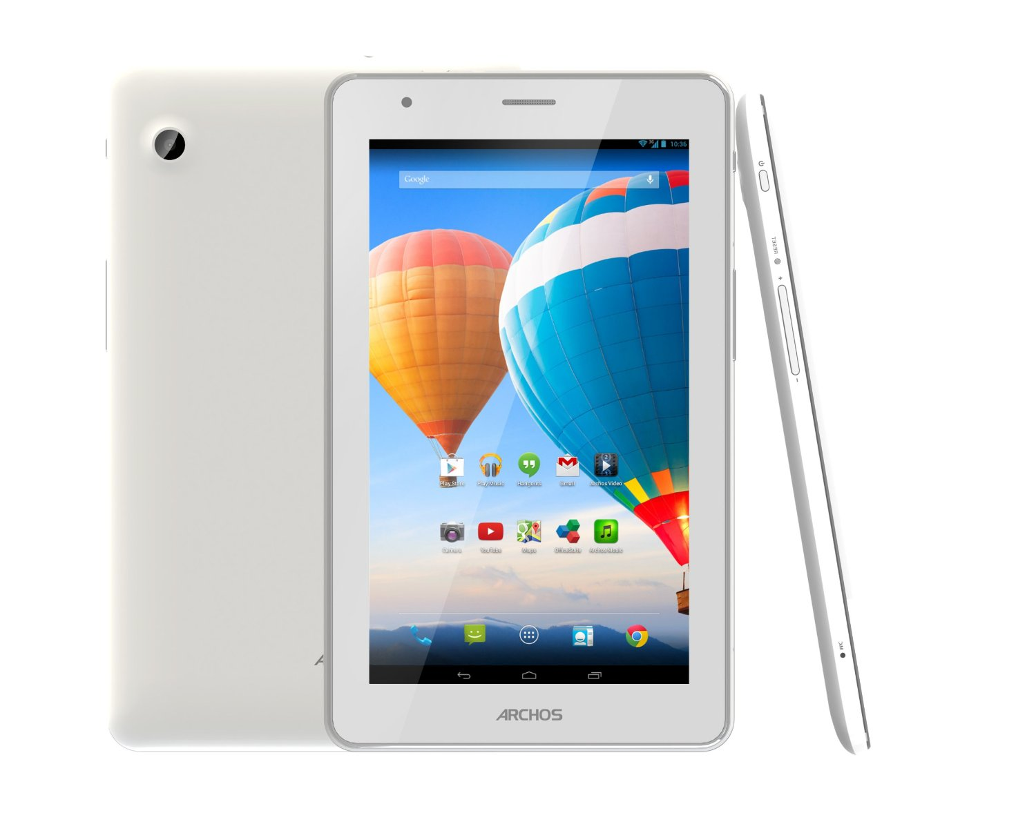 archos 70 xenon 17 8 cm 7 zoll tablet pc 3g umts android. Black Bedroom Furniture Sets. Home Design Ideas