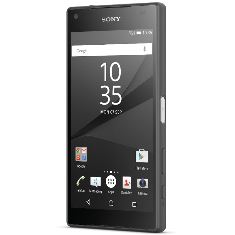 sony xperia z5 compact handy ohne vertrag 4g lte 32gb ebay. Black Bedroom Furniture Sets. Home Design Ideas