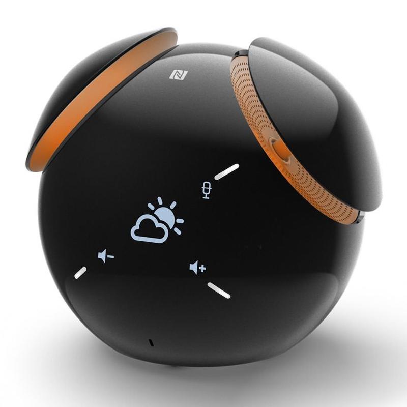 sony stereo bluetooth lautsprecher bsp60 schwarz 2 5w nfc bluetooth ebay. Black Bedroom Furniture Sets. Home Design Ideas