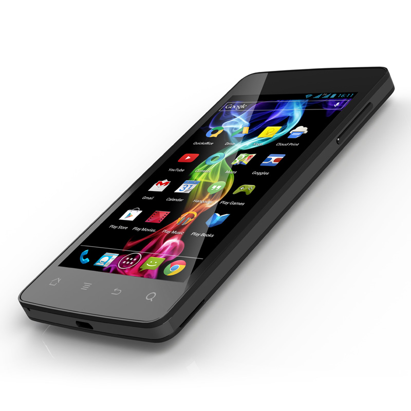 archos 45b platinum handy dual sim smartphone 4 5 zoll 5. Black Bedroom Furniture Sets. Home Design Ideas