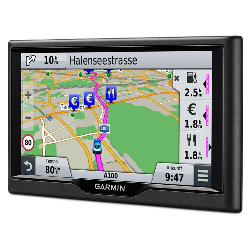 garmin n vi 68lmt 6 zoll navigationsger t kartenupdates 45. Black Bedroom Furniture Sets. Home Design Ideas