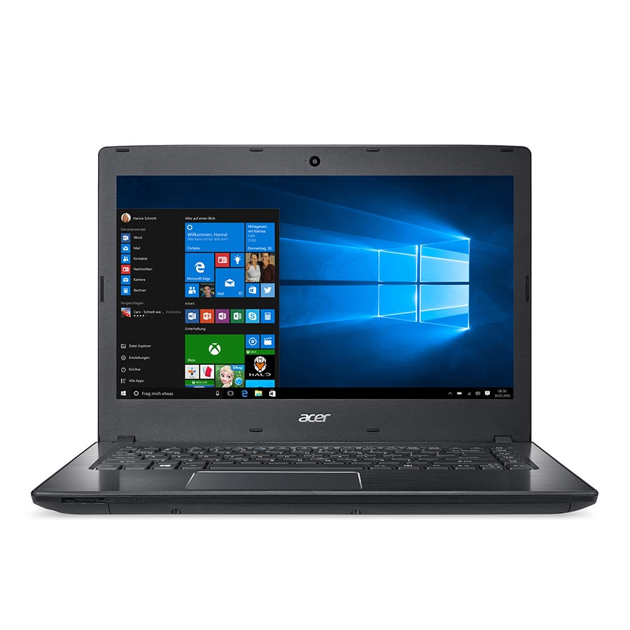 acer travelmate p249 m 3895 14 zoll notebook i3 4gb 500gb. Black Bedroom Furniture Sets. Home Design Ideas