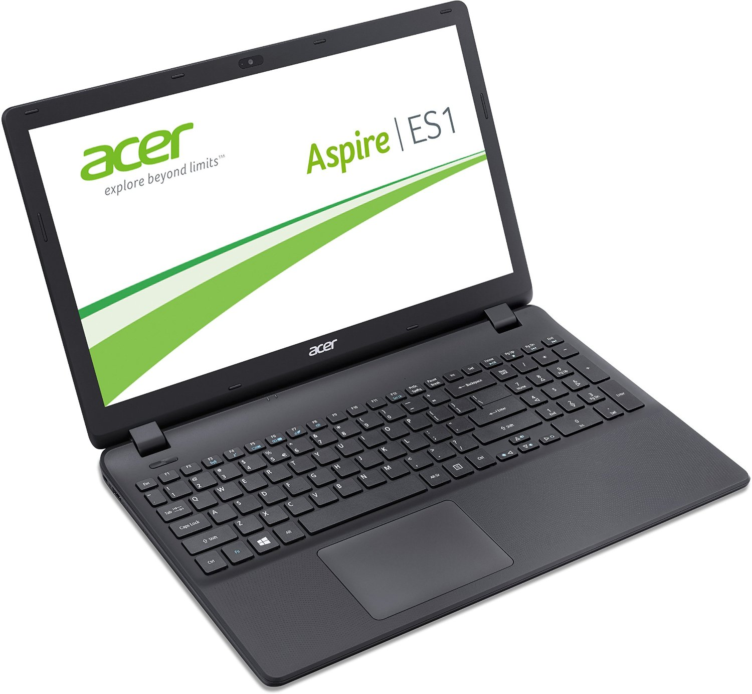 acer aspire es1 512 p1sm 15 6 pollici notebook windows 8 1. Black Bedroom Furniture Sets. Home Design Ideas