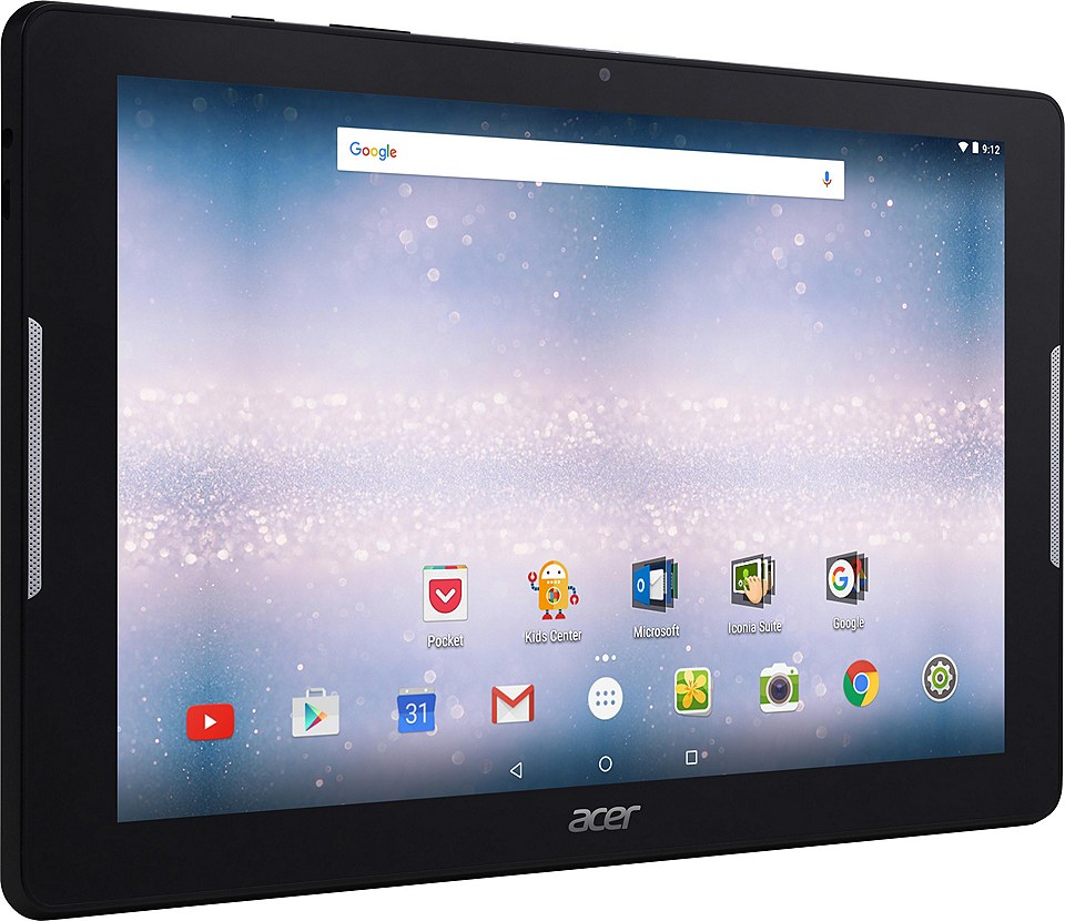 acer iconia one 10 b3 a30 10 1 zoll tablet pc android. Black Bedroom Furniture Sets. Home Design Ideas