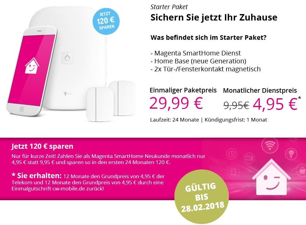 telekom smarthome basis 2 gen lizenz. Black Bedroom Furniture Sets. Home Design Ideas