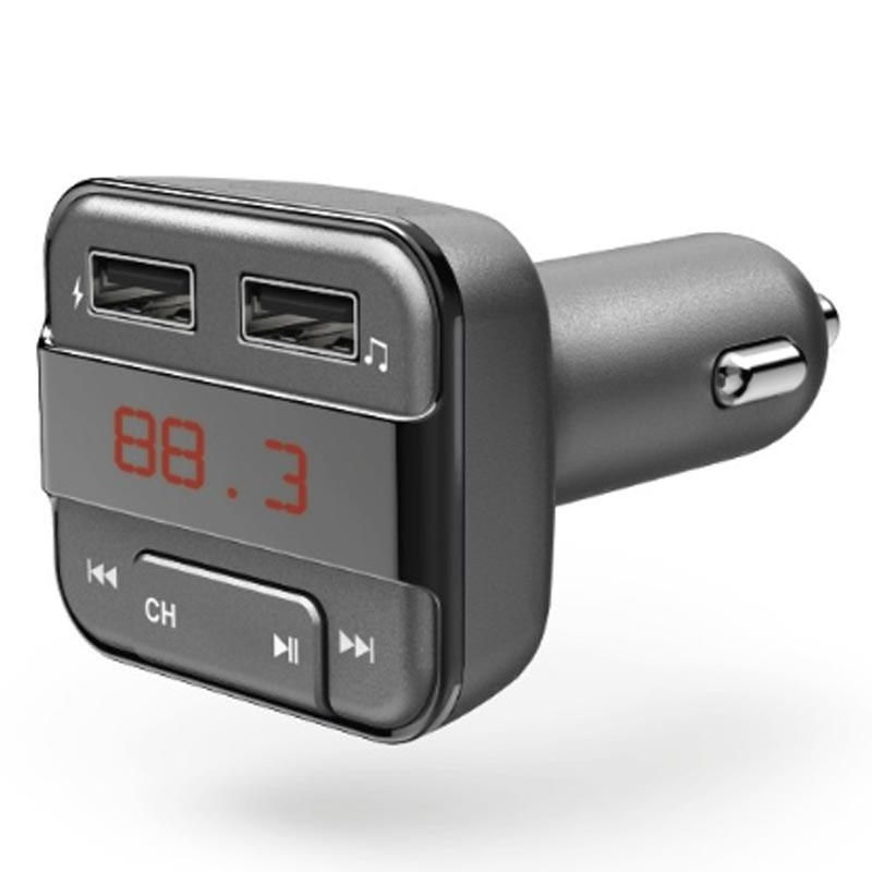 hama fm transmitter mit bluetooth funktion. Black Bedroom Furniture Sets. Home Design Ideas