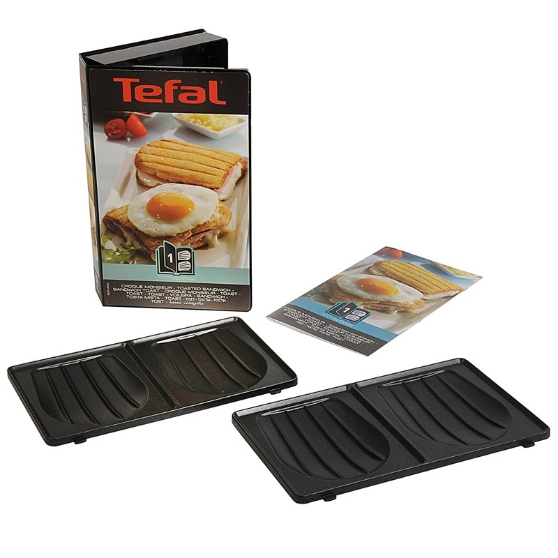 tefal xa8001 snack collection platte sandwich. Black Bedroom Furniture Sets. Home Design Ideas