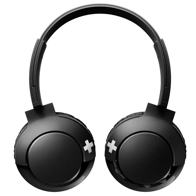 philips shb3075bk bass on ear bluetooth kopfh rer mit. Black Bedroom Furniture Sets. Home Design Ideas