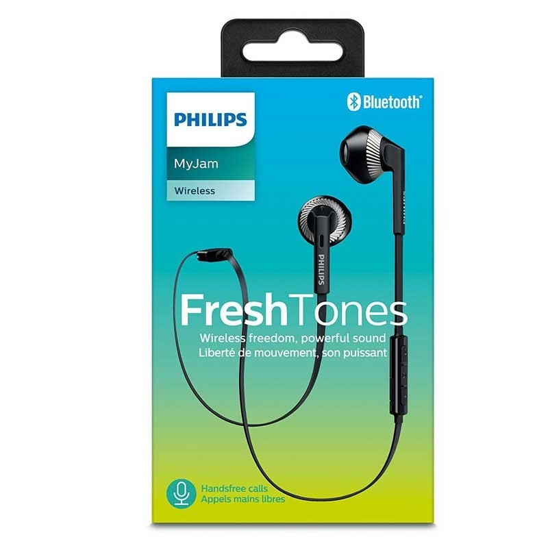 philips shb5250bk in ear bluetooth kopfh rer mit mikrofon. Black Bedroom Furniture Sets. Home Design Ideas
