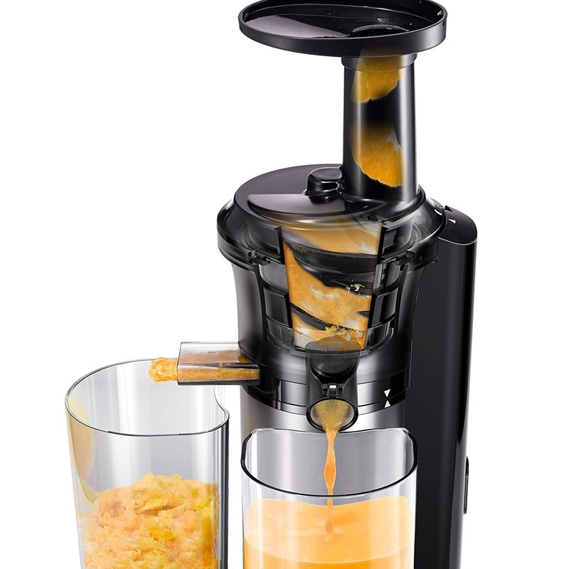 Panasonic Mj L500s Slow Juicer : Panasonic MJ-L500S Slow Juicer silber/schwarz