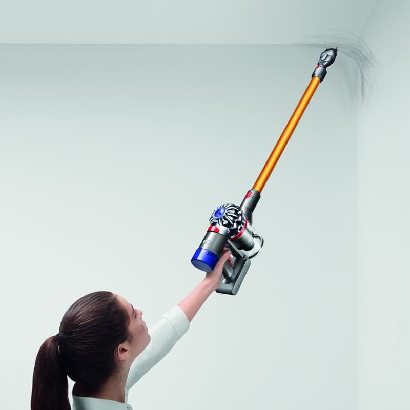 dyson v8 absolute akku handstaubsauger. Black Bedroom Furniture Sets. Home Design Ideas