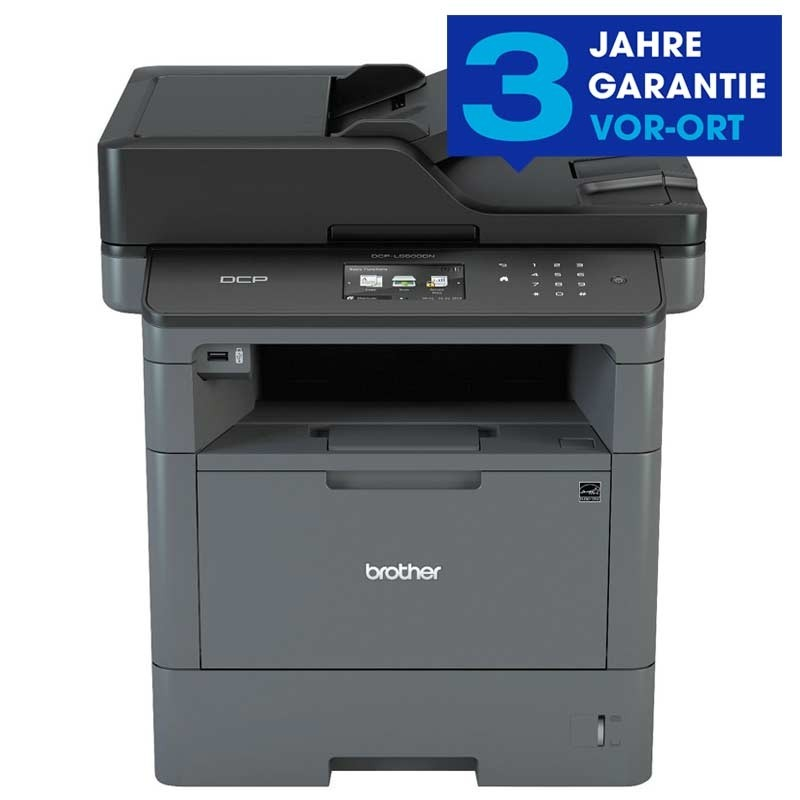 Brother DCP-L5500DN 3-in-1 Monolaserdrucker