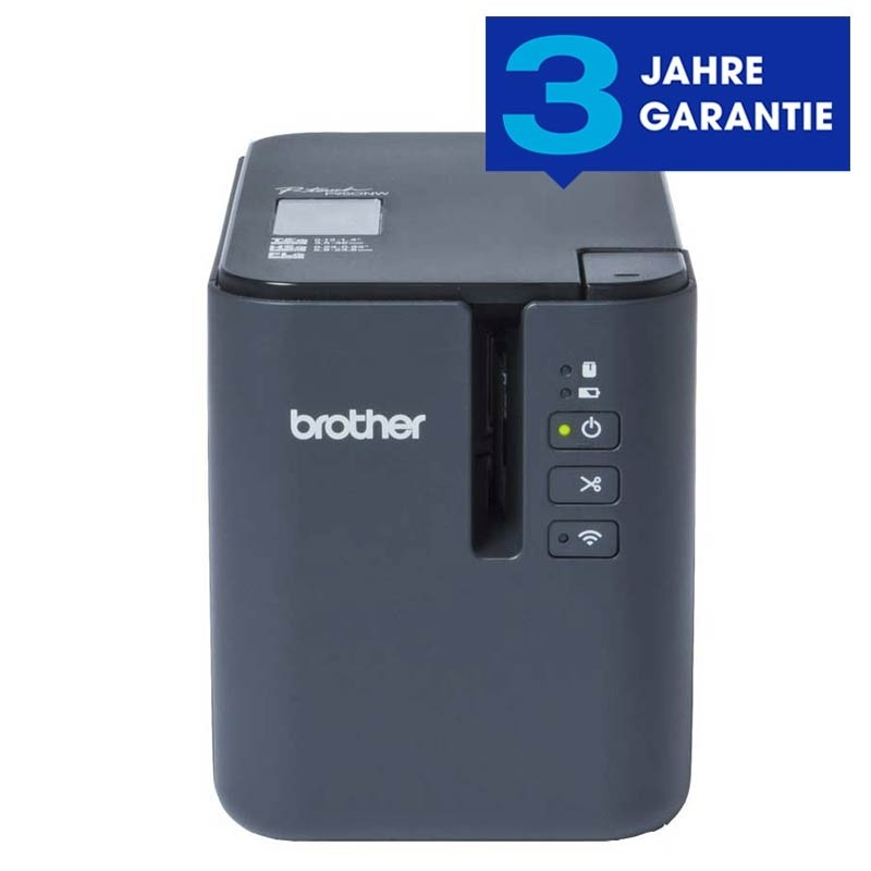 Brother P950NW P-Touch label printer