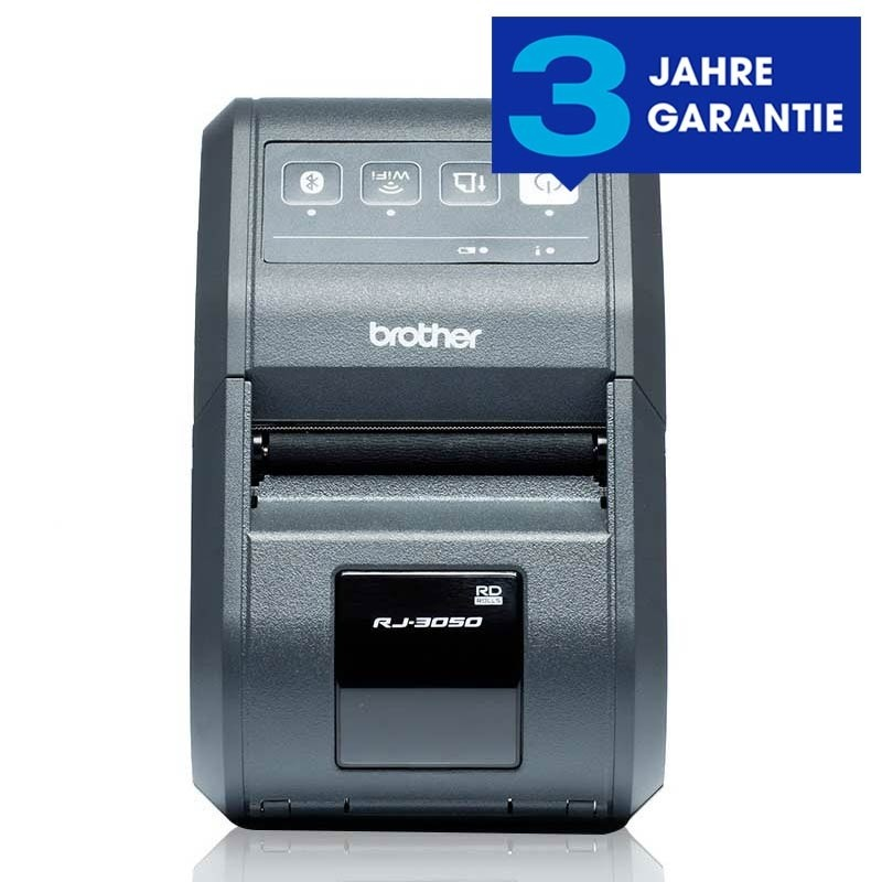 Brother P-touch RJ-3050 Etikettendrucker