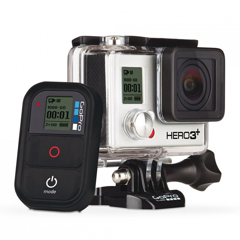 GoPro HERO3+ Black Edition Surf (DE) Action-Cam