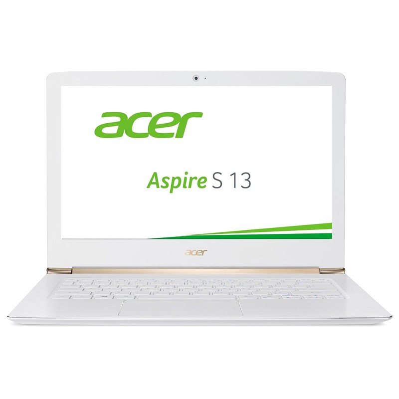 Acer Aspire S 13 Notebook weiß