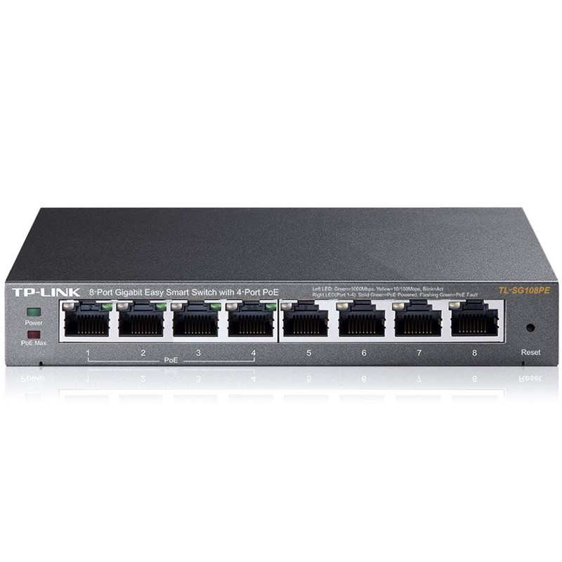 TP-Link 8-Port Switch