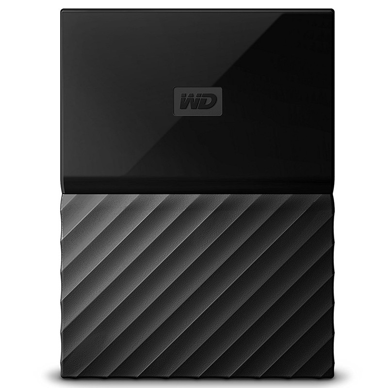 Western Digital My Passport 3TB schwarz