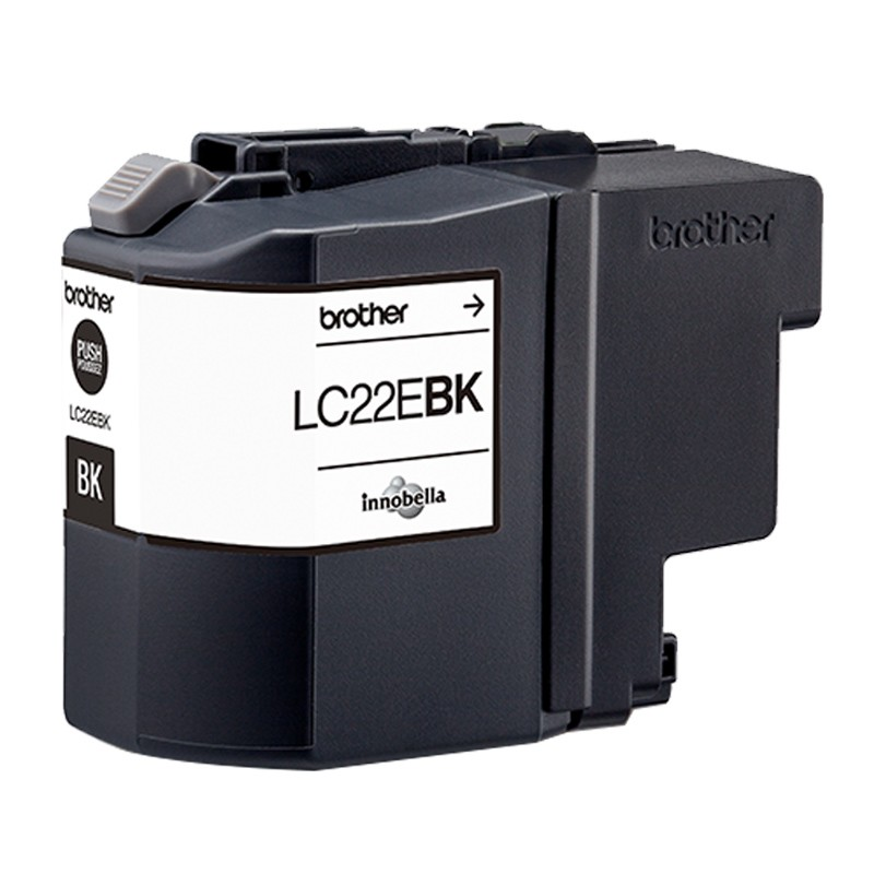 Brother LC-22EBK Tinte Schwarz
