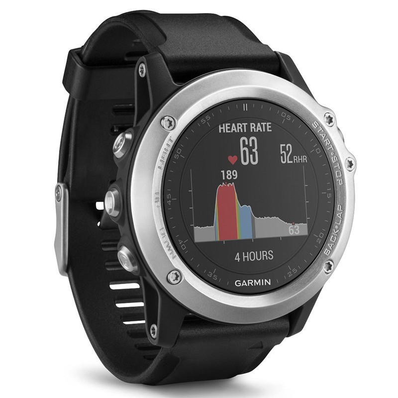 garmin fenix 3 hr gps multisport smartwatch ausstellungsger t. Black Bedroom Furniture Sets. Home Design Ideas