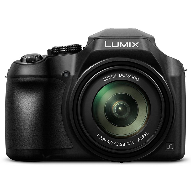 Panasonic Lumix DC-FZ82EG-K Digitalkamera
