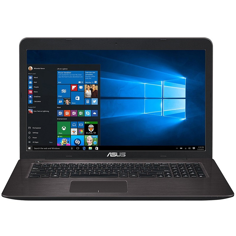 Asus F756UV-TY403T Notebook