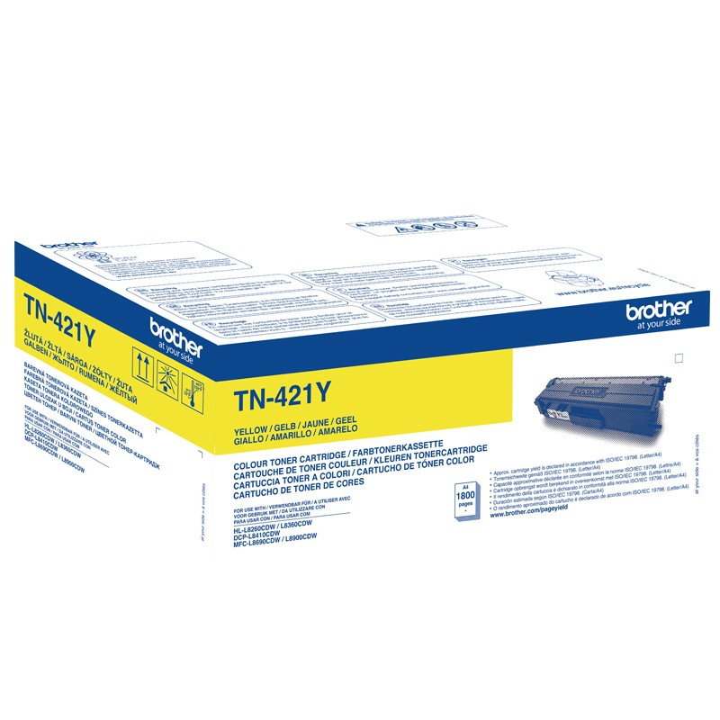 Brother TN-421Y Toner gelb