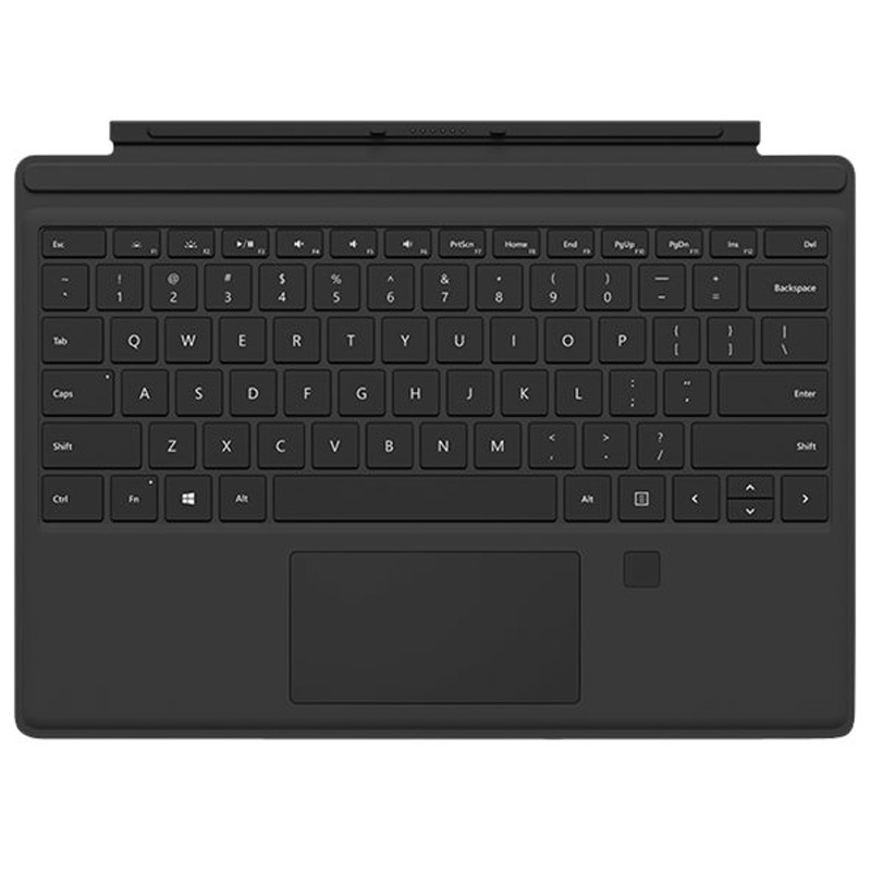 Microsoft Surface SP4 Type Cover