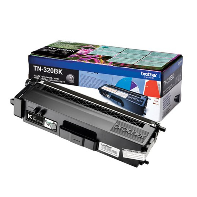 Brother TN-320BK Toner schwarz