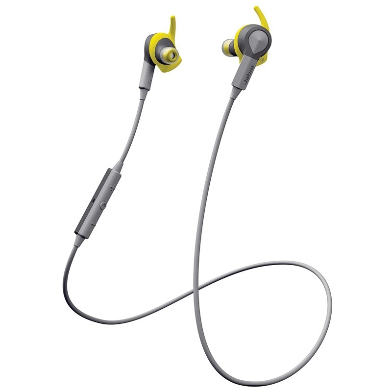 Jabra Sport Coach gelb Wireless in-Ear-Kopfhörer