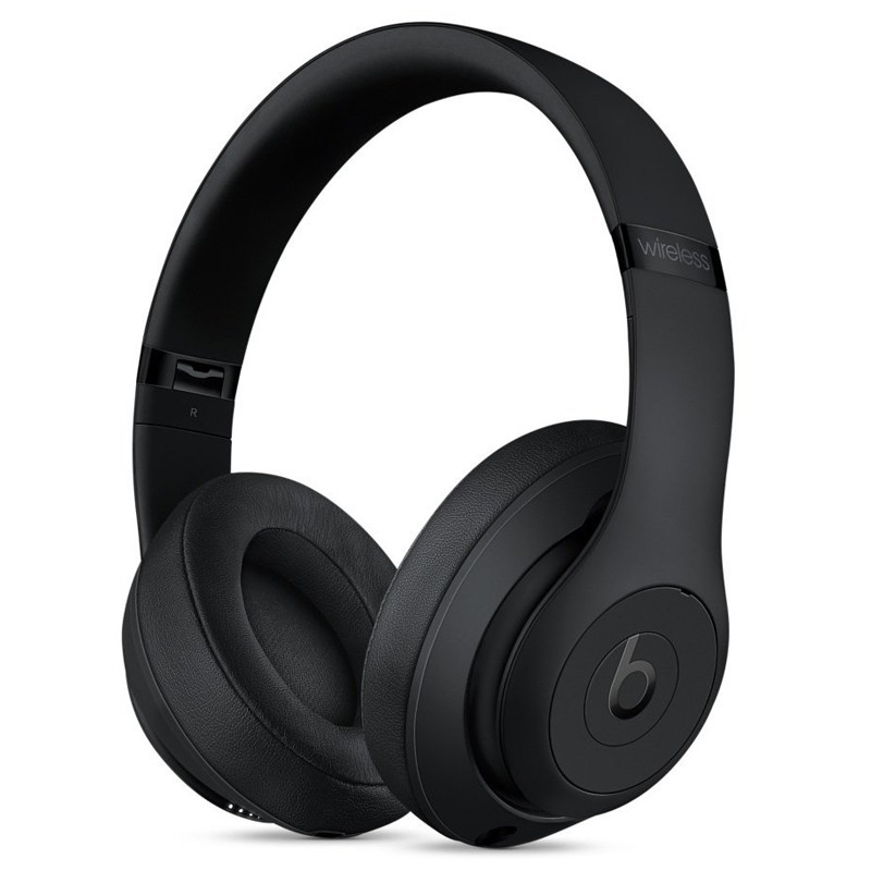 beats by dre studio3 wireless over ear kopfh rer schwarz. Black Bedroom Furniture Sets. Home Design Ideas