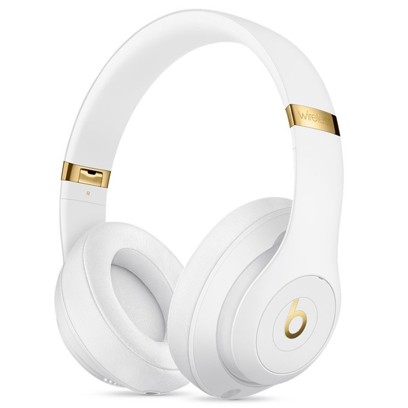 beats by dre studio3 wireless over ear kopfh rer wei. Black Bedroom Furniture Sets. Home Design Ideas