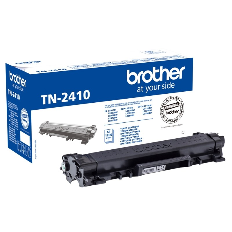 Brother TN-2410 Original Toner schwarz