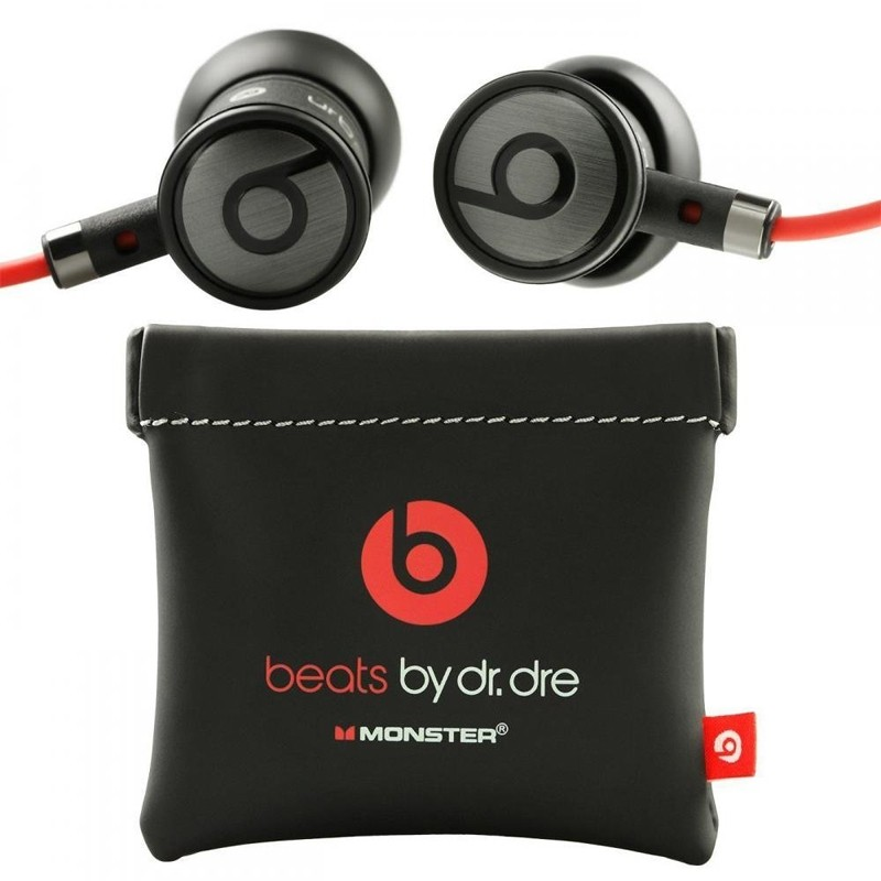 Beats Dr. Dre Urbeats In-Ear Headset schwarz