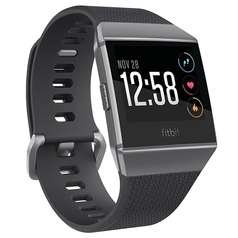 Fitbit Ionic Health & Fitness Smartwatch Charcoal