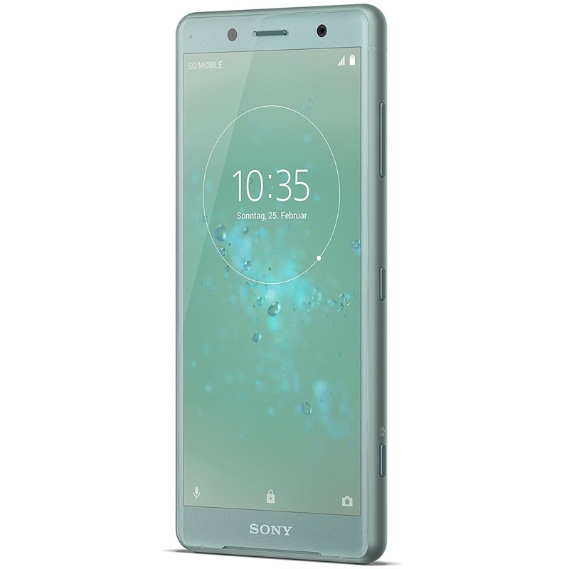 sony xperia xz2 compact dual sim smartphone moss green. Black Bedroom Furniture Sets. Home Design Ideas