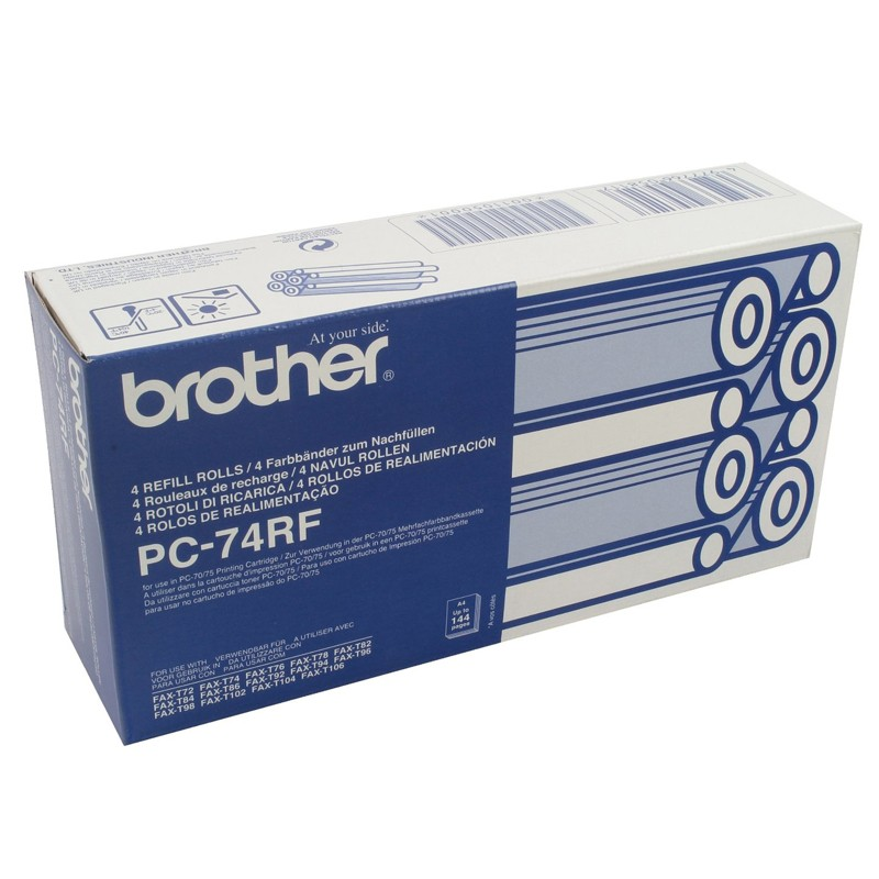 Brother Thermotransferrolle PC-74RF