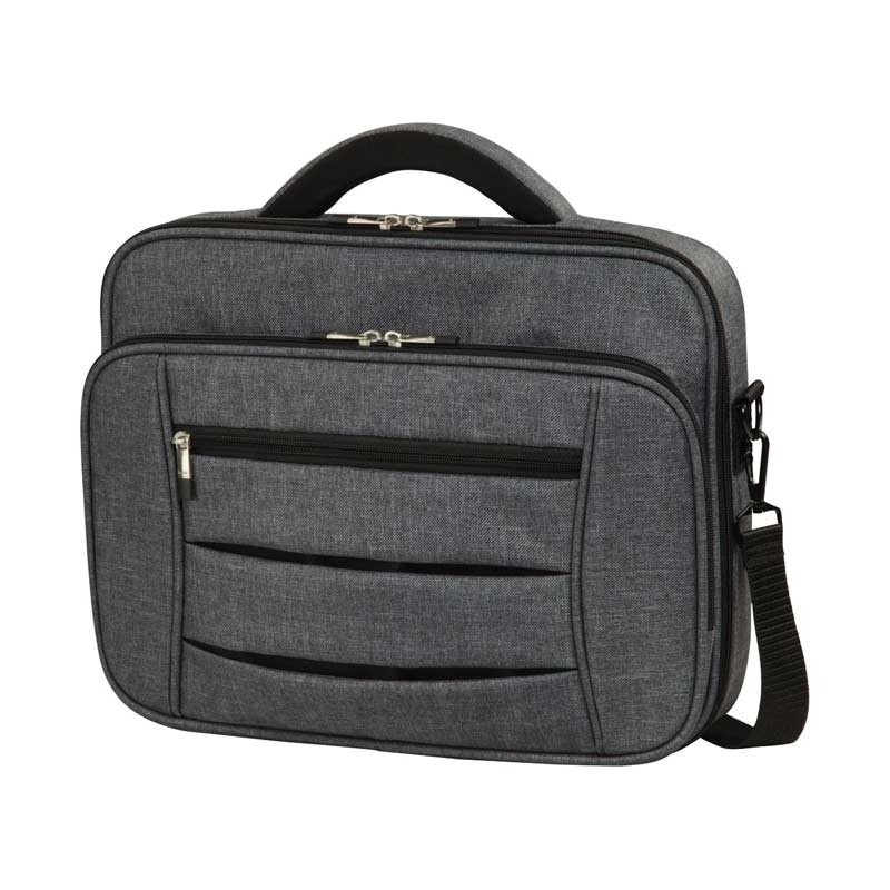 "Hama Notebook-Tasche ""Business"", bis 40 cm (15,6""), Grau"