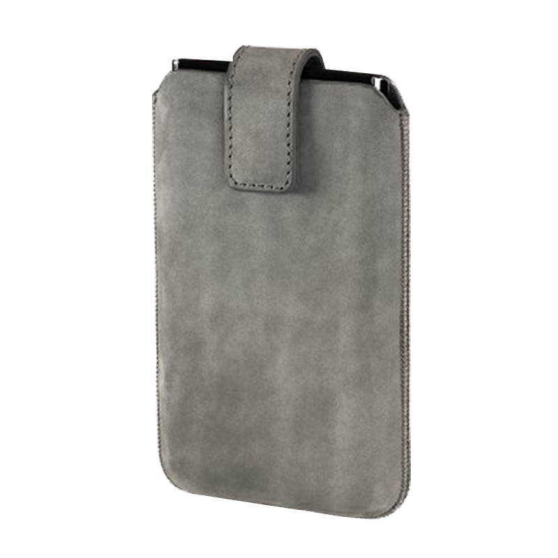 Hama Handy-Sleeve Chic Case XL, Grau
